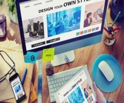 تصميم وتطوير المواقع الاكترونية